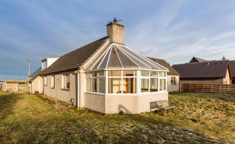 4 Bedrooms Detached Villa House for sale in Reay, Thurso, Caithness, Highland, KW14 7RE