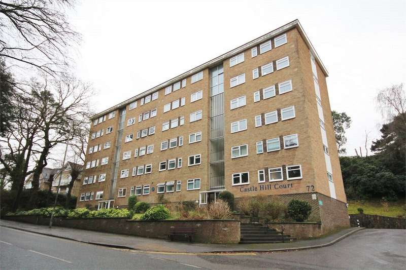 2 Bedrooms Flat for sale in Castle Hill Court, 72 Bournemouth Road, POOLE, Dorset