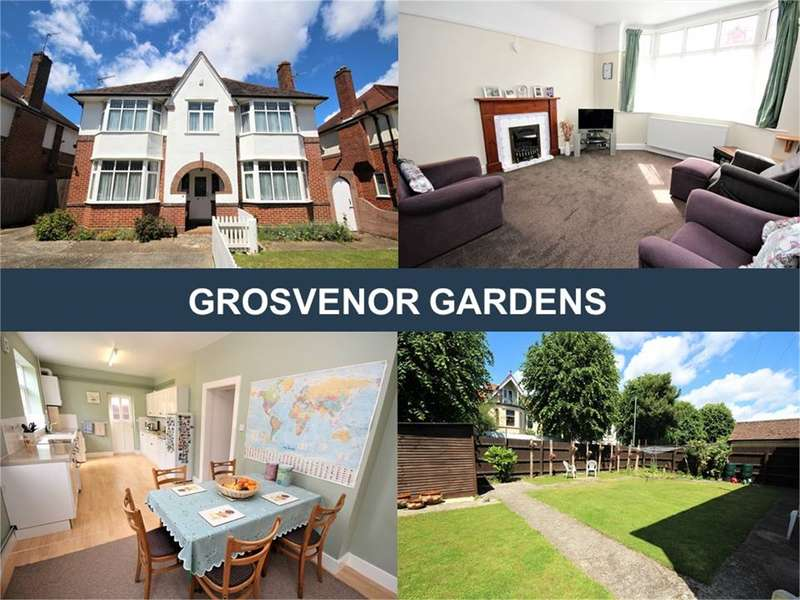 6 Bedrooms Detached House for sale in Grosvenor Gardens, BOURNEMOUTH, Dorset