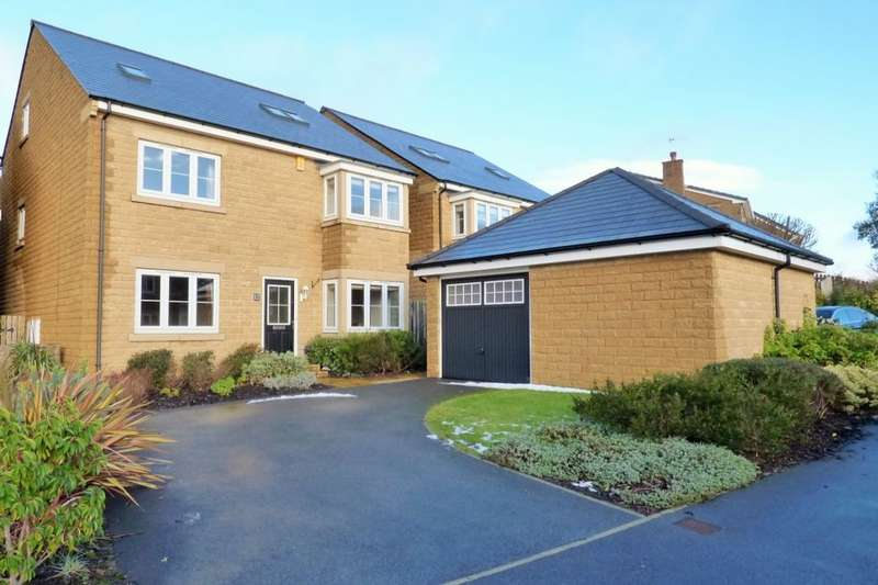5 Bedrooms Detached House for sale in Leyfield, Baildon, Shipley, BD17