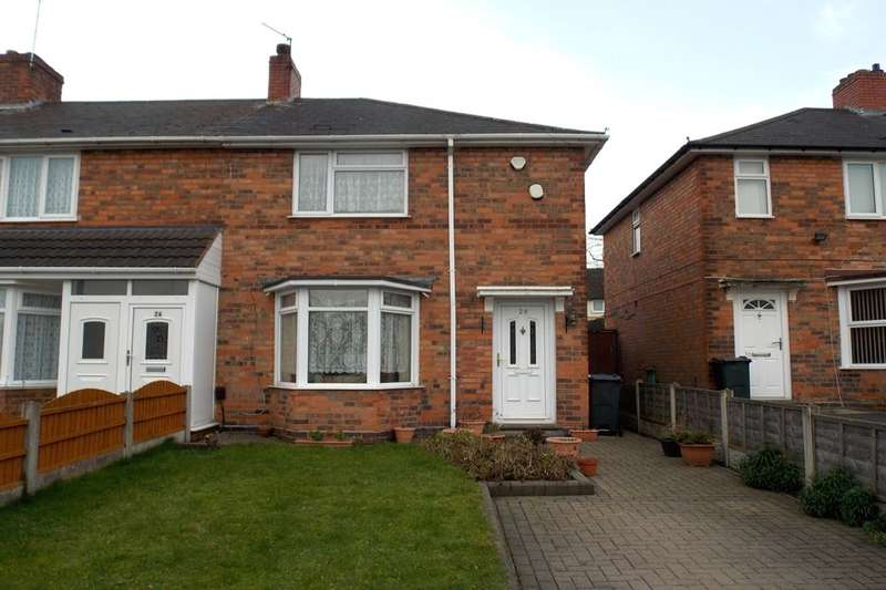 3 Bedrooms Property for sale in Neston Grove, Stechford, Birmingham, B33