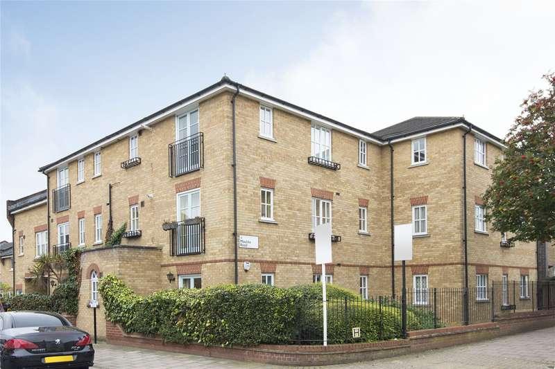 2 Bedrooms Flat for sale in Speldhurst Road, London, E9