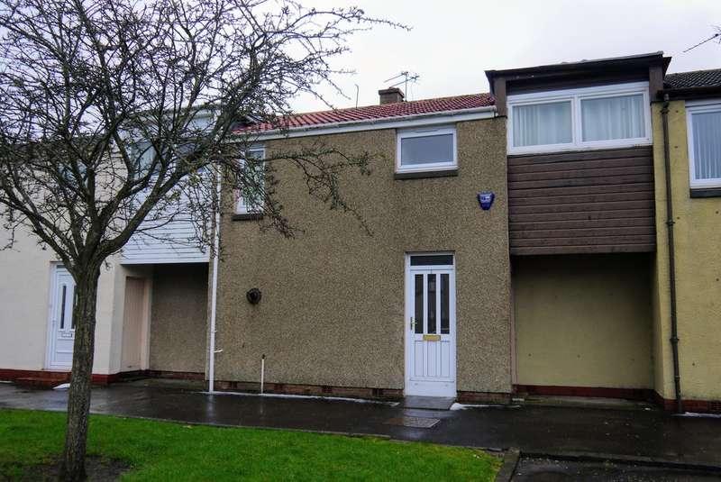 3 Bedrooms Terraced House for sale in Newark Terrace, Prestwick, KA9