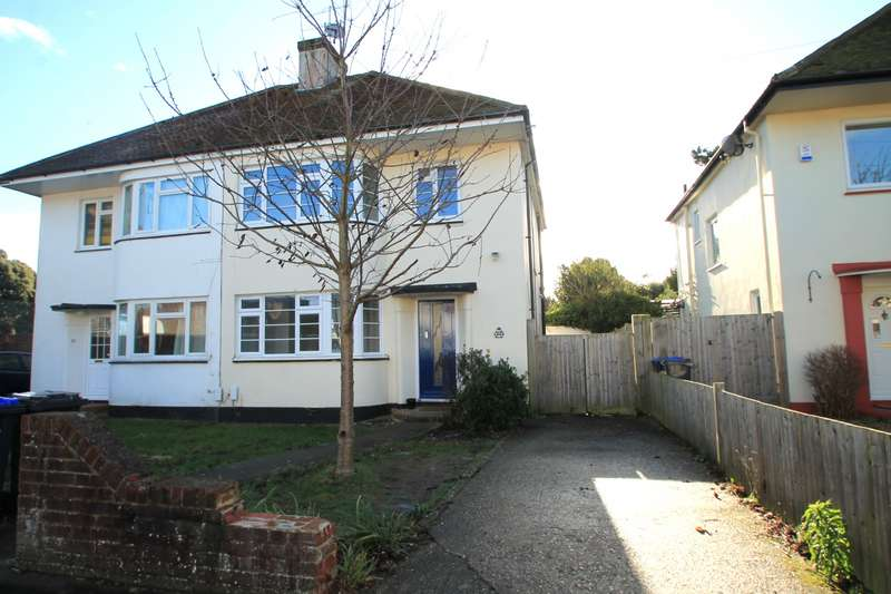 3 Bedrooms Semi Detached House for rent in Ardsheal Close, Worthing