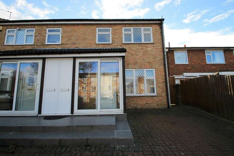 3 Bedrooms Semi Detached House for rent in Carshalton Road, Sutton
