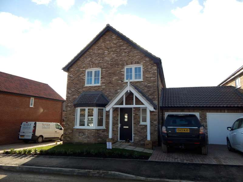 3 Bedrooms House for rent in Kost Road, Old Costessey, Norwich