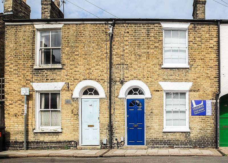 3 Bedrooms Terraced House for rent in City Road, Cambridge