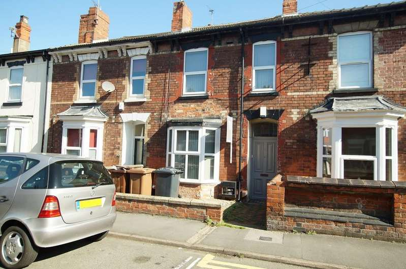 6 Bedrooms Terraced House for sale in Newland Street West, Lincoln