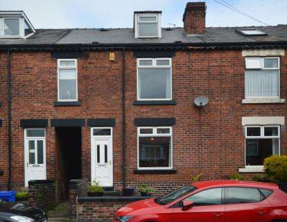 4 Bedrooms Terraced House for sale in May Road, Sheffield, South Yorkshire