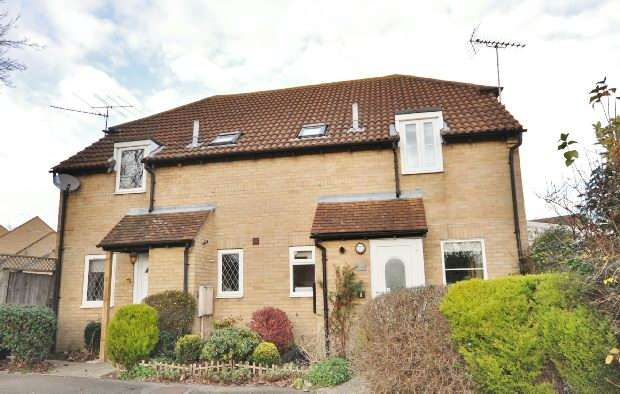 1 Bedroom End Of Terrace House for sale in Faygate Way, Lower Earley, Reading