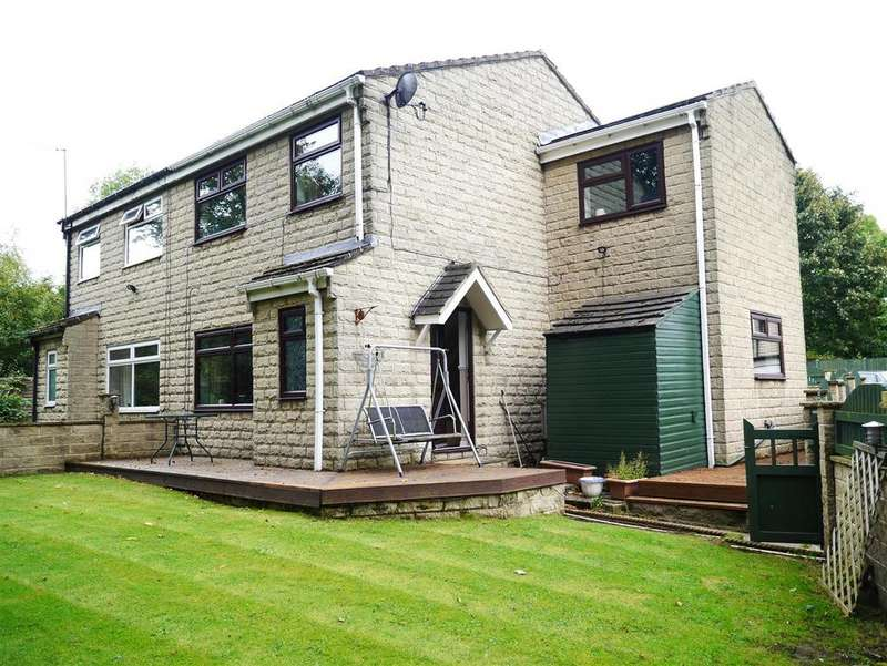 4 Bedrooms Semi Detached House for sale in Harrogate Terrace,Undercliffe, Bradford, BD3 0LF