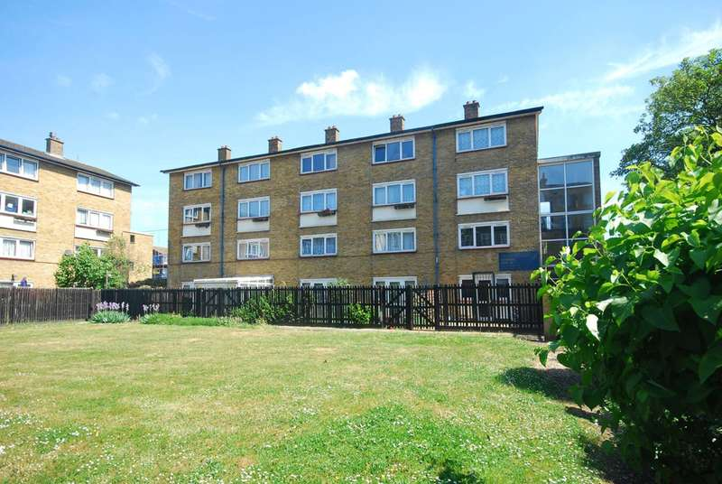 2 Bedrooms Flat for sale in Alfred Street, Bow, E3