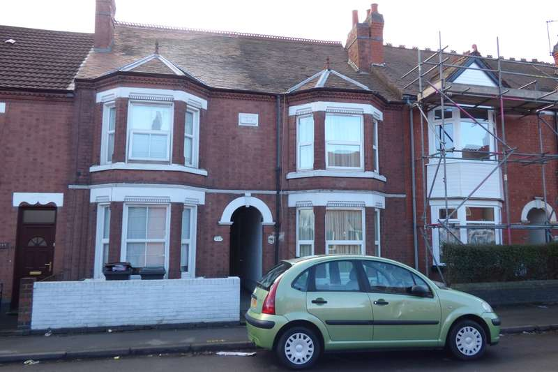 3 Bedrooms Terraced House for sale in Haunchwood Road, Stockingford, Nuneaton, CV10