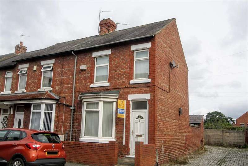 2 Bedrooms Terraced House for sale in Vaughan Street, Darlington
