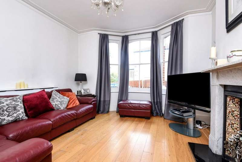 3 Bedrooms Terraced House for sale in Goodrich Road, East Dulwich