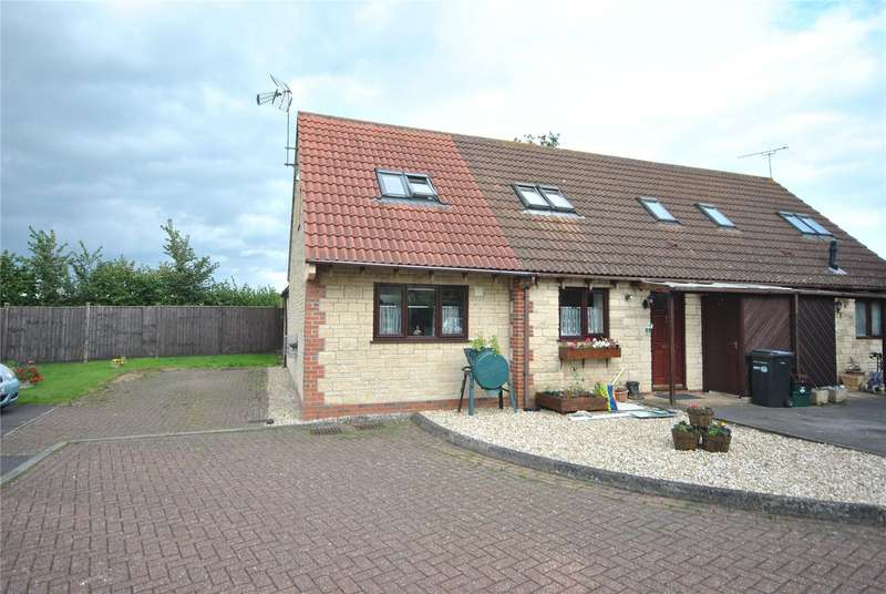 2 Bedrooms Bungalow for sale in Abbey Mews, Tatworth, Chard, Somerset, TA20