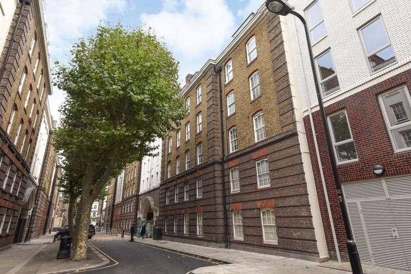 1 Bedroom Flat for sale in Bourne Estate, Portpool Lane, Clerkenwell