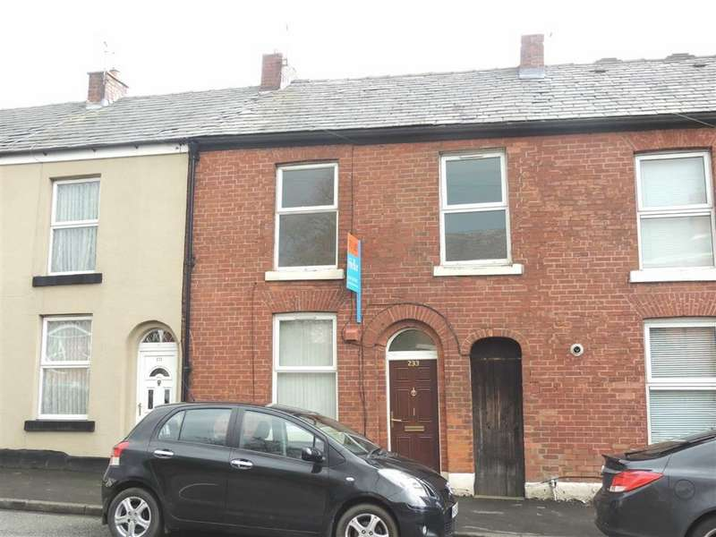 3 Bedrooms Terraced House for sale in Astley Street, Dukinfield