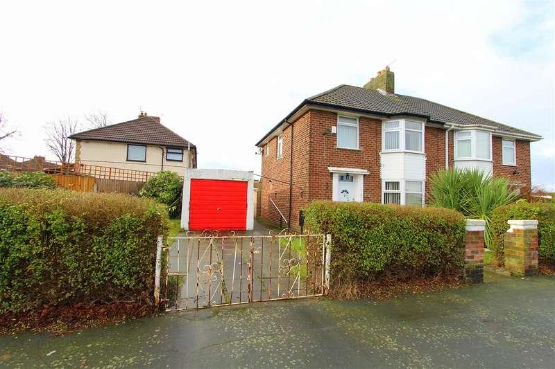 3 Bedrooms Semi Detached House for sale in Swinbrook Green, Norris Green, Liverpool