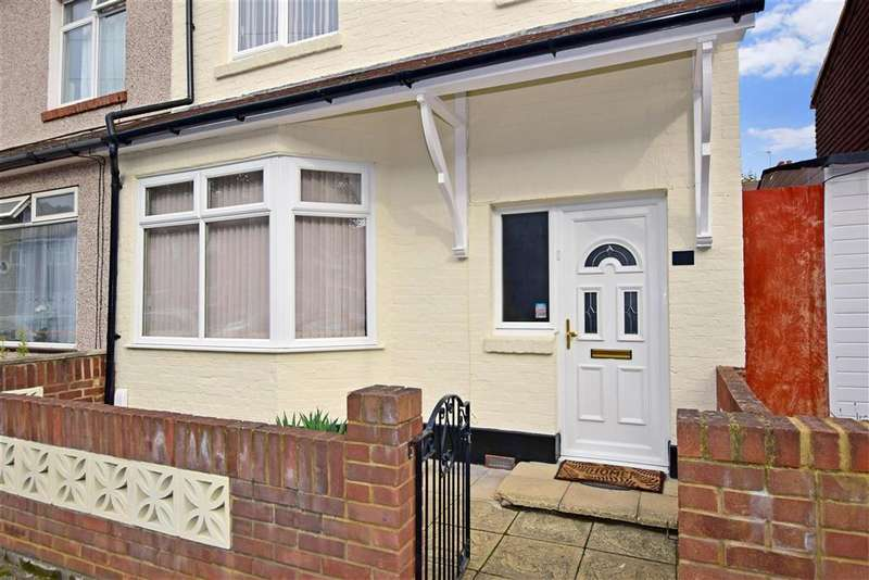 3 Bedrooms Semi Detached House for sale in Wigston Road, , Plaistow, London