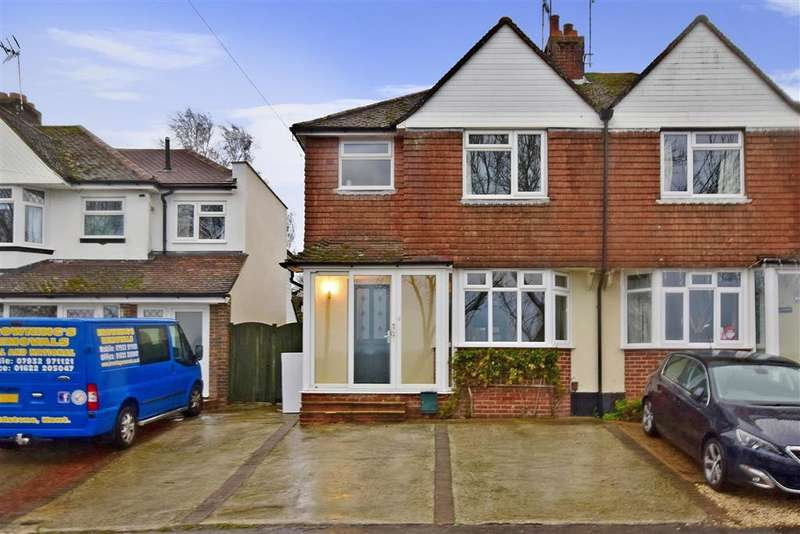 4 Bedrooms Semi Detached House for sale in Bull Orchard, , Maidstone, Kent
