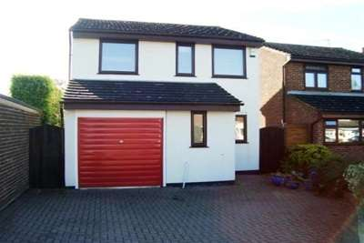 3 Bedrooms Detached House for rent in Chatley Road, Great Leighs, Chelmsford