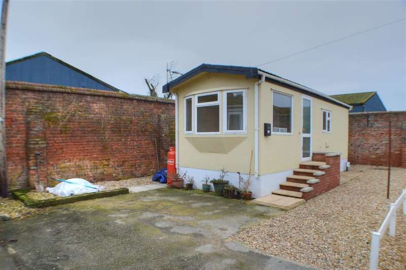 1 Bedroom Park Home Mobile Home for sale in Lodge Park Home, Tattershall