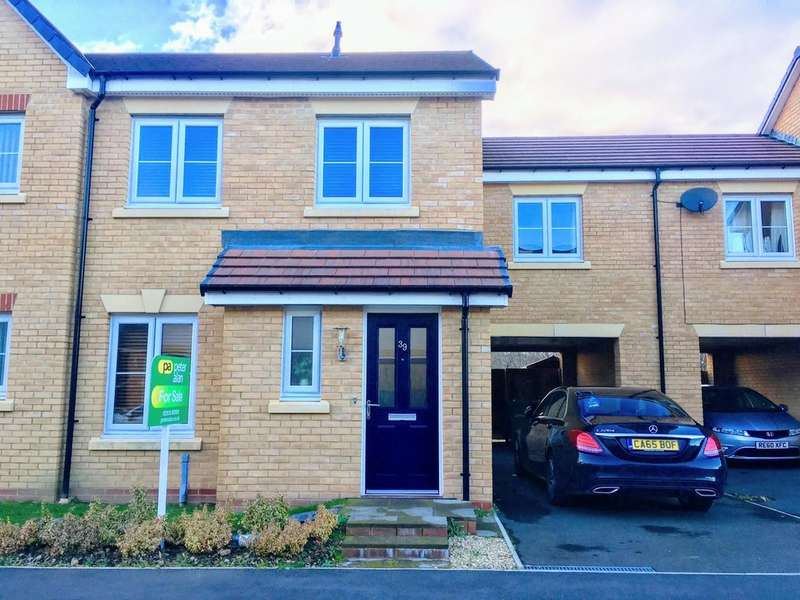 3 Bedrooms Semi Detached House for sale in Beech Tree View, Caerphilly