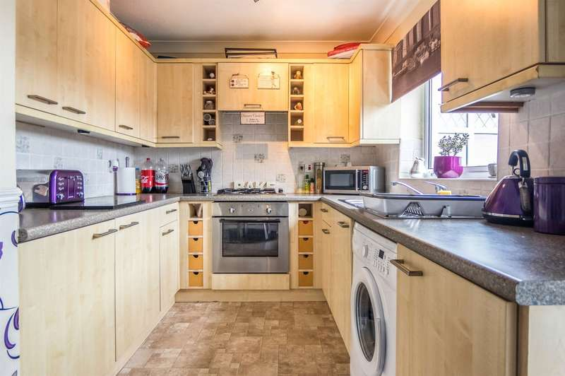 2 Bedrooms Terraced House for sale in Westland Close, Loughor, Swansea