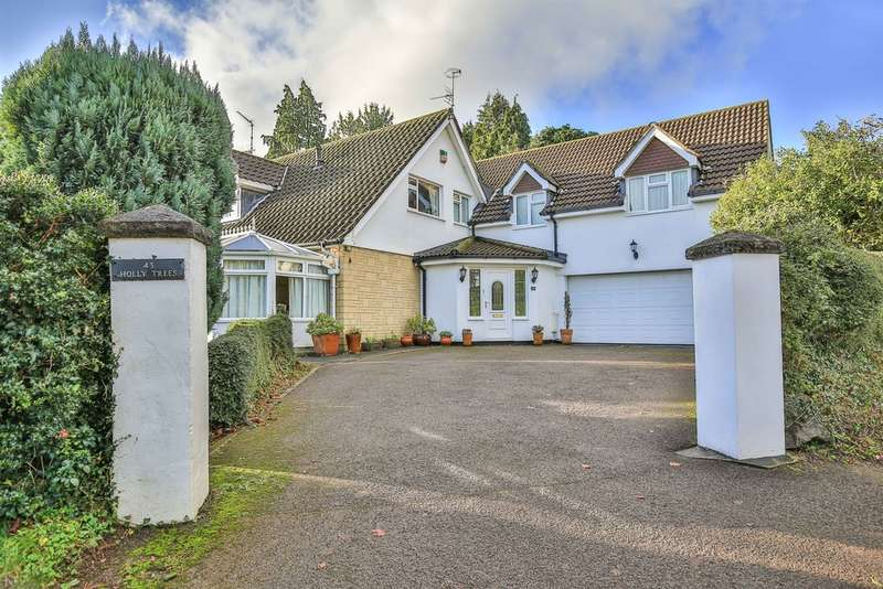 6 Bedrooms Detached House for sale in Mill Road, Lisvane, Cardiff