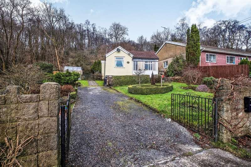 2 Bedrooms Detached Bungalow for sale in Intervalley Road, Glynneath, Neath
