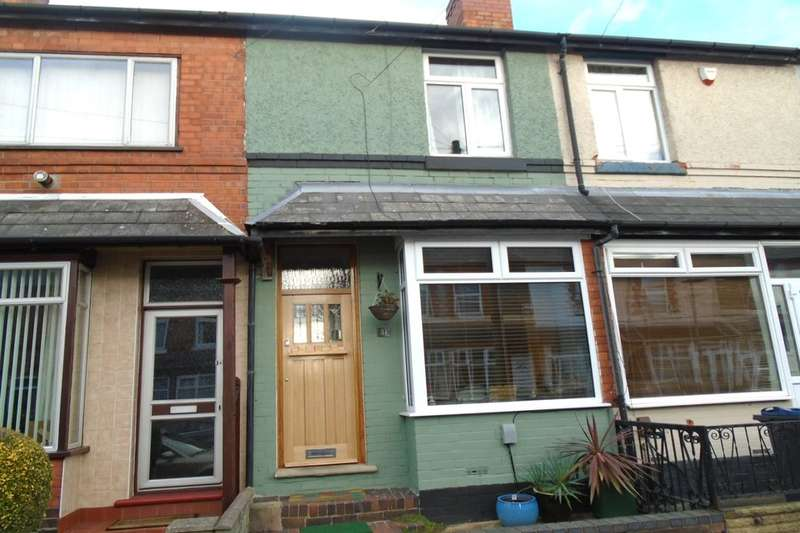 2 Bedrooms Terraced House for sale in Wroxton Road, Birmingham, B26