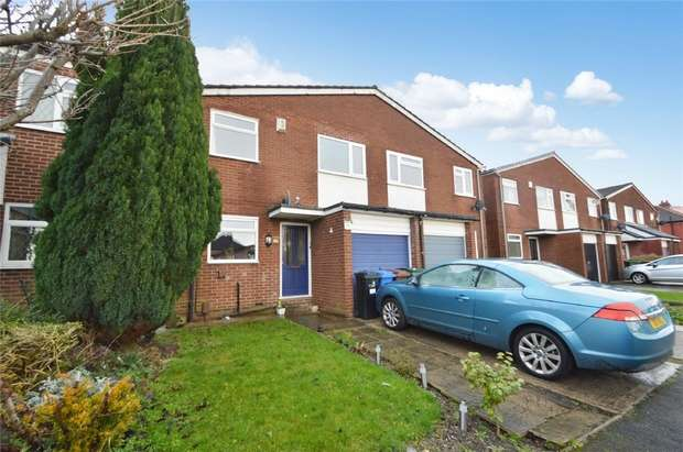 3 Bedrooms Semi Detached House for sale in Beverley Road, Offerton, Stockport, Cheshire