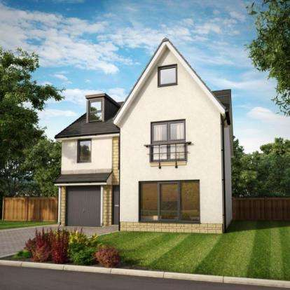 5 Bedrooms House for sale in Colinhill Grange, Strathaven