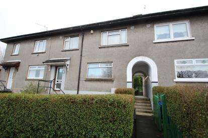3 Bedrooms Terraced House for sale in Crosshill Road, Port Glasgow