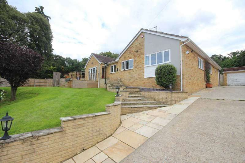 4 Bedrooms Detached Bungalow for sale in Cressex Close, Binfield Village