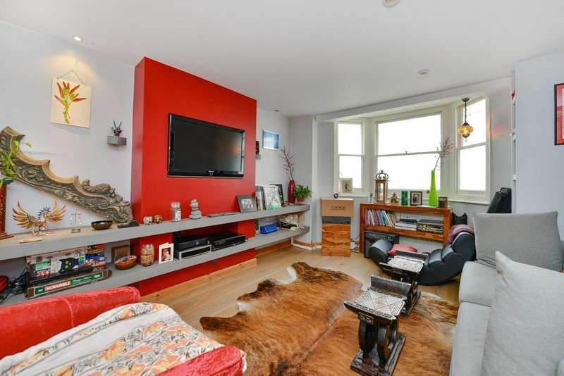 2 Bedrooms Flat for sale in Ferndale Road, Clapham