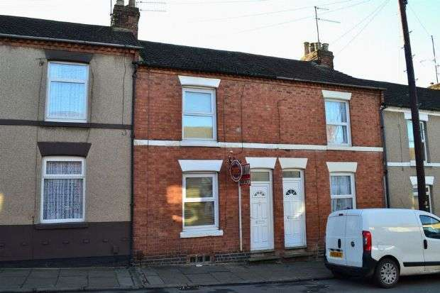 3 Bedrooms Terraced House for sale in Northcote Street, Semilong, Northampton NN2 6BE