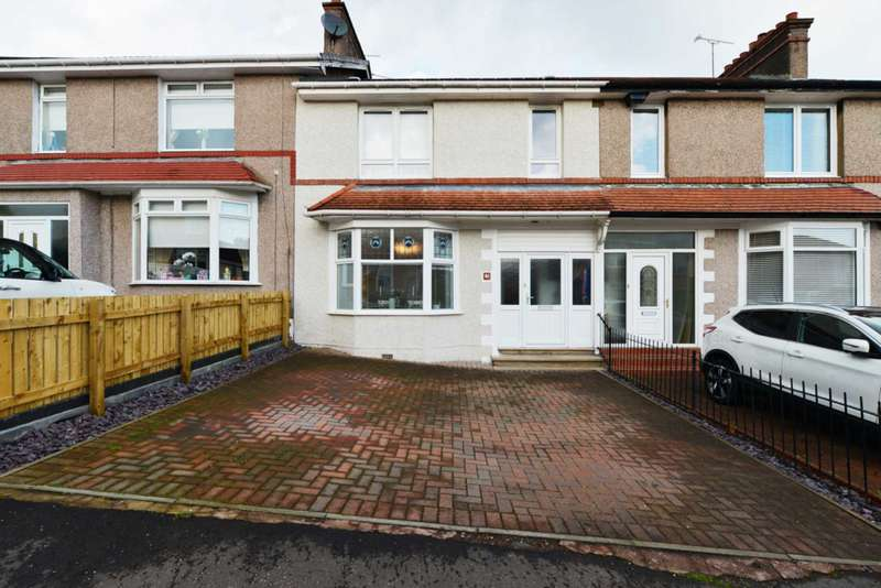 3 Bedrooms Terraced House for sale in Kinmount Avenue