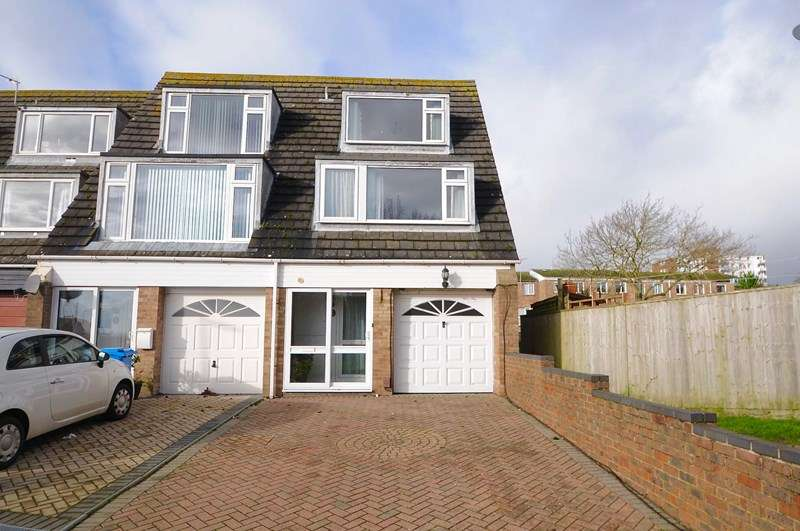 4 Bedrooms End Of Terrace House for sale in Perry Gardens, Poole