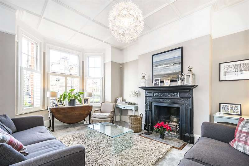 5 Bedrooms Semi Detached House for sale in Killieser Avenue, London, SW2