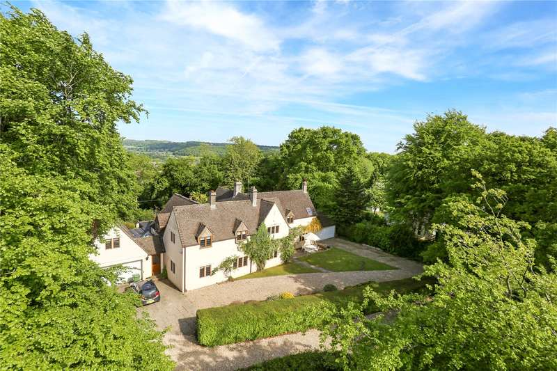 6 Bedrooms Detached House for sale in Stinchcombe Hill, Dursley, Gloucestershire, GL11