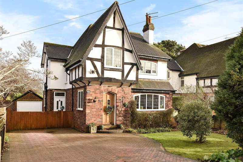 3 Bedrooms Detached House for sale in Beechwood Grove, Harrogate, HG2 8QP