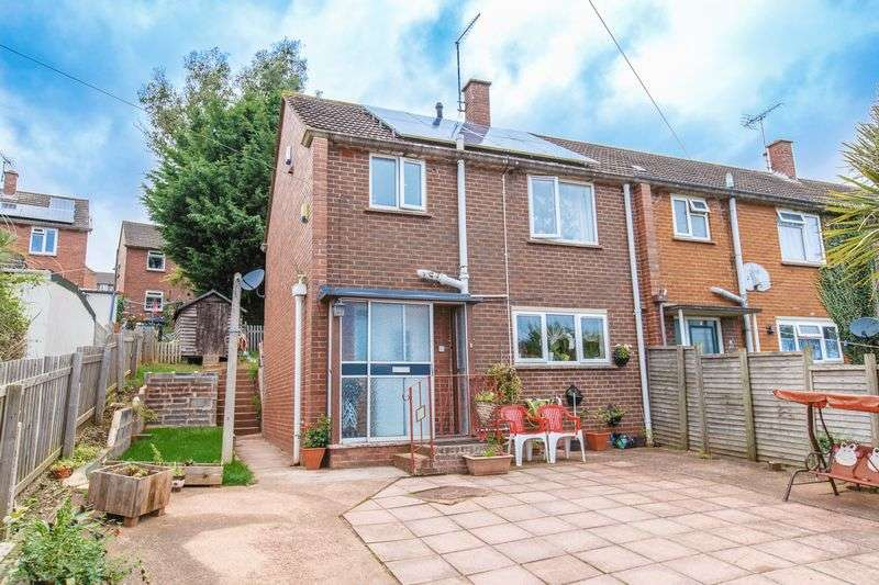 3 Bedrooms Property for sale in Hunivers Place, Crediton