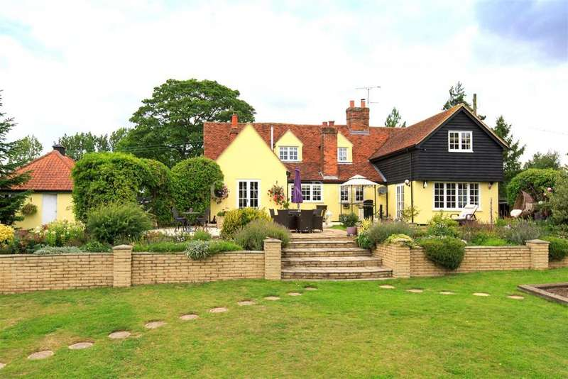 4 Bedrooms Detached House for sale in Fairstead