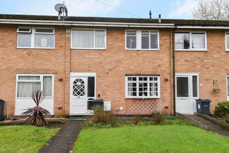 3 Bedrooms Terraced House for sale in Clee Road, West Heath, Birmingham, B31