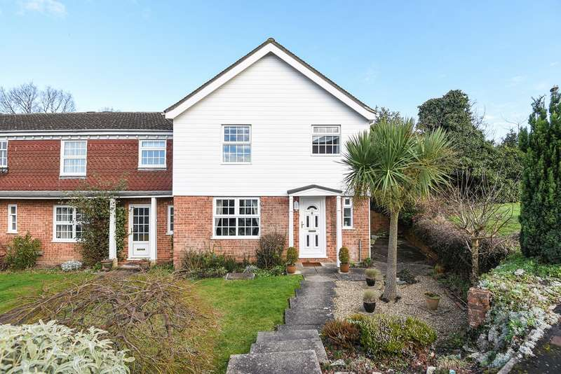 4 Bedrooms End Of Terrace House for sale in Milton Gardens, Wokingham, RG40