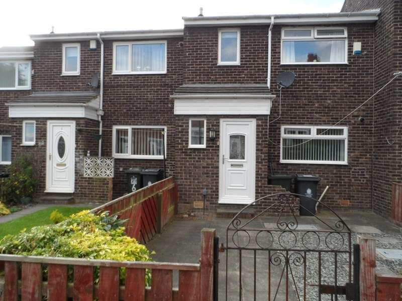 3 Bedrooms Property for sale in West Avenue, Forest Hall, Newcastle upon Tyne, Tyne & Wear, NE12 9HB