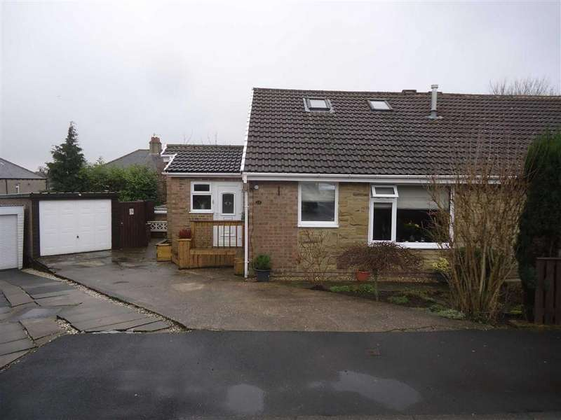 4 Bedrooms Semi Detached House for sale in Beldon Park Close, Bradford, West Yorkshire, BD7