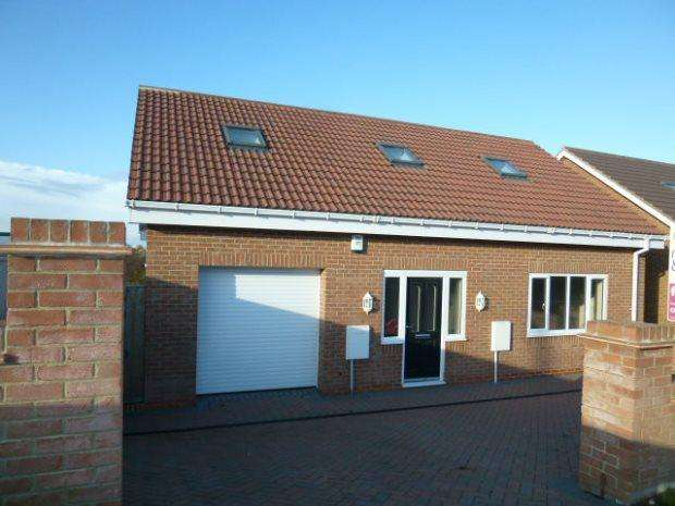 4 Bedrooms Detached House for sale in HARTVILLE ROAD, HART STATION, HARTLEPOOL